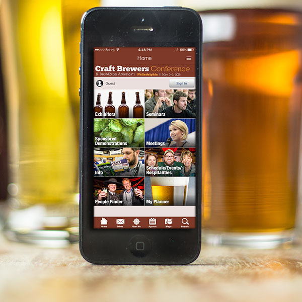 Craft Brewers Conference App